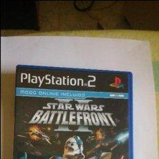 Videojuegos y Consolas: JUEGO PLAY 2, STAR WARS, BATTLEFRONT. Lote 126033383