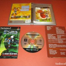 Videojuegos y Consolas: JAK AND DAXTER ( EL LEGADO DE LOS PRECURSORES ) - PS2 - SCES 50361 - SONY. Lote 126190863