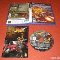 Videojuegos y Consolas: JAK X - PS2 - SCES 53286 - SONY. Lote 126192591