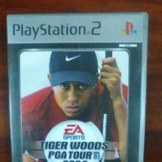 Videojuegos y Consolas: TIGER WOODS PGA TOUR 2004 - SONY PLAYSTATION 2 - PS2 - PS3 - PAL - GOLF. Lote 95274323