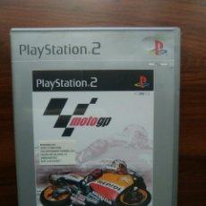 Videojuegos y Consolas: MOTO GP - SONY PLAYSTATION 2 - PS2 - PAL - MOTOS - NAMCO - COMPLETO. Lote 101961919