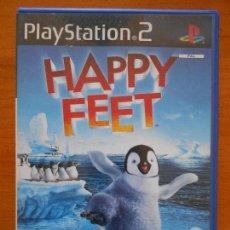 Videojuegos y Consolas: PS2 HAPPY FEET - PAL ESPAÑA - PLAYSTATION 2 (5O). Lote 127242795