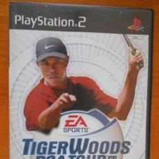 Videojuegos y Consolas: PS2 TIGER WOODS PGA TOUR 2001 - PAL ESPAÑA - PLAYSTATION 2 (5O). Lote 127244671