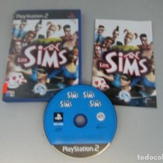 Videojuegos y Consolas: LOS SIMS - JUEGO PS2 - PLAY STATION 2. Lote 127532019