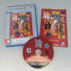 Videojuegos y Consolas: XIII - JUEGO PS2 - PLAY STATION 2. Lote 127532155