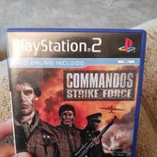 Videojuegos y Consolas: JUEGO PS2 COMANDOS STRIKE FORCE. Lote 127601667