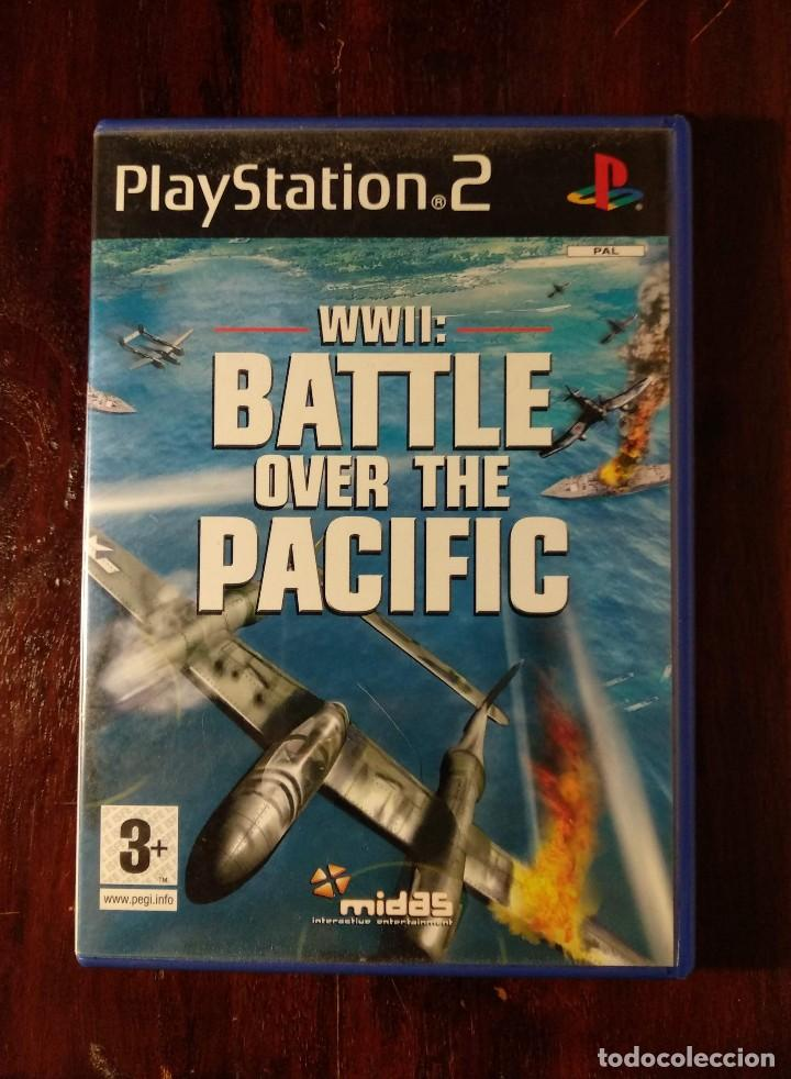WWII: BATTLE OVER THE PACIFIC - PS2 - PLAYSTATION 2 (Juguetes - Videojuegos y Consolas - Sony - PS2)