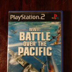 Videojuegos y Consolas: WWII: BATTLE OVER THE PACIFIC - PS2 - PLAYSTATION 2. Lote 128111359