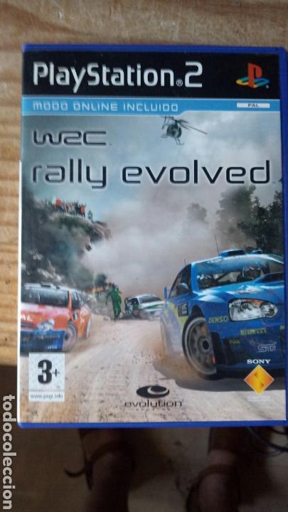 WRC RALLY EVOLVED (Juguetes - Videojuegos y Consolas - Sony - PS2)