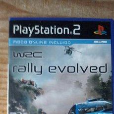 Videojuegos y Consolas: WRC RALLY EVOLVED. Lote 128477164