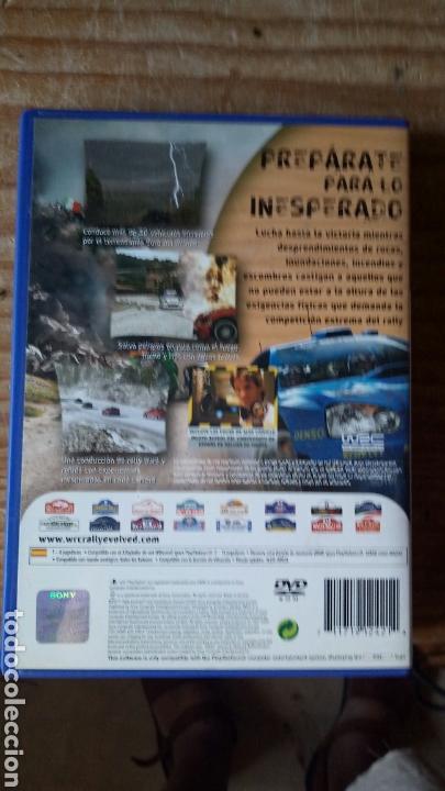 Videojuegos y Consolas: Wrc rally evolved - Foto 2 - 128477164