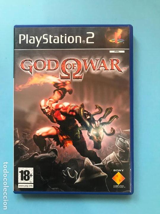 God of war para ps2 - playstation 2