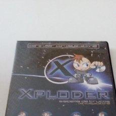 Videojuegos y Consolas: C-PFD84 SISTEMA DE TRUCOS PARA PLAYSTATION 2, XPLODER . Lote 130334618