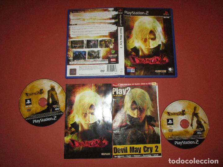Sles Hace Devil May Tiempo Ps2 Capcom Cry Mucho 2 82011 ZTkXiuOP