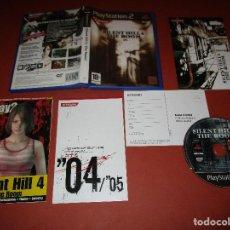 Videojuegos y Consolas: SILENT HILL 4 ( THE ROOM ) - PS2 - SLES 52445 - KONAMI - UN APARTAMENTO DE PESADILLA .... Lote 130634478