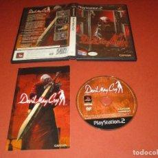 Videojuegos y Consolas: DEVIL MAY CRY - PS2 - SLES 50358 - CAPCOM. Lote 130685084