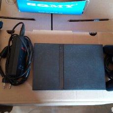 Videojuegos y Consolas: PLAYSTATION 2 SLIM FUNCIONA. Lote 131249119