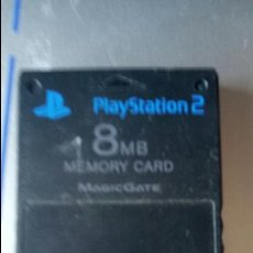 Videojuegos y Consolas: MEMORY CARD SONY PS2. Lote 131289518