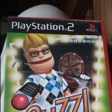 Videojuegos y Consolas: BUZZ PS2. Lote 131293111