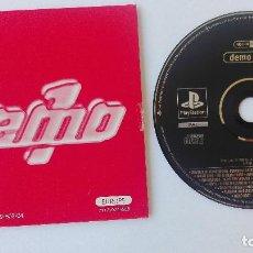 Videojuegos y Consolas: PLAYSTATION PS DEMO MEDIEVIL SPYRO TOMBI TEKKEN 3 CRASH BANDICOOT. Lote 131295615