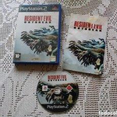 Jeux Vidéo et Consoles: JUEGO PLAY 2 RESIDENT EVIL OUTBREAK. Lote 132068402