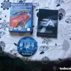 Videojuegos y Consolas: JUEGO PLAY 2 NEED FOR SPEED UNDERGROUND. Lote 262003250