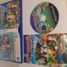 Videojuegos y Consolas: WORMS 4 MAYHEM PS2 PLAYSTATION 2 COMPLETO PAL-ESPAÑA. Lote 132196050