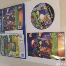 Jeux Vidéo et Consoles: LEMMINGS PS2 PLAYSTATION 2 COMPLETO PAL-ESPAÑA. Lote 132205302