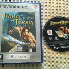 Videojuegos y Consolas: PRINCE OF PERSIA LAS ARENAS DEL TIEMPO THE SANDS OF TIME PS2 PLAYSTATION TWO PLAY STATION 2 KREATEN. Lote 132338538