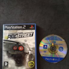 Videojuegos y Consolas: NEED FOR SPEED PROSTREET PS2. Lote 132377957