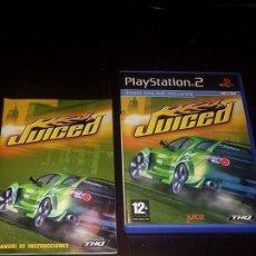 Videojuegos y Consolas: JUEGO PLAY 2 JUICED. Lote 132440362