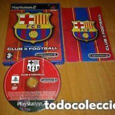 Videojuegos y Consolas: JUEGO PLAY 2 CLUB DE FOOTBALL BARCELONA. Lote 132530406