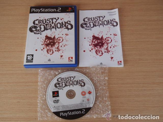 JUEGO PLAY 2 CRUSTY DEMONS (Juguetes - Videojuegos y Consolas - Sony - PS2)