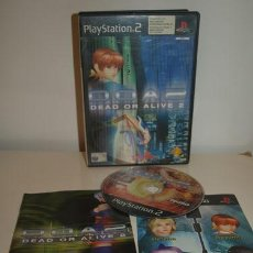Videojuegos y Consolas: JUEGO PLAY 2 DOA 2 DEAD OR ALIVE 2. Lote 132885158