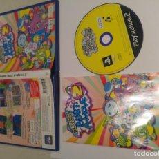 Videojuegos y Consolas: SUPER BUST-A-MOVE 2 PAL-ESPAÑA COMPLETO PS2 PLAYSTATION 2. Lote 132937826
