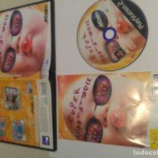 Videojuegos y Consolas: SUPER BUST-A-MOVE PAL-ESPAÑA COMPLETO PS2 PLAYSTATION 2. Lote 132937950