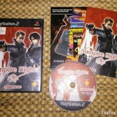 Videojuegos y Consolas: JUEGO PS2 VAMPIRE NIGHT - PAL ESPAÑA - COMPLETO. Lote 133171798