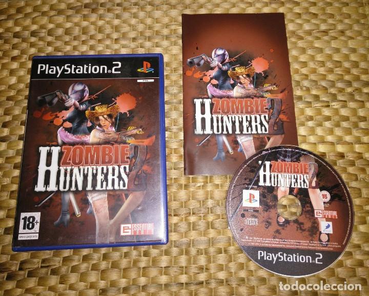 Juego Ps2 Zombie Hunters 2 Pal Espana Compl Comprar