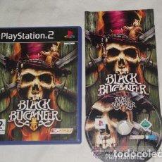 Videojuegos y Consolas: JUEGO PLAY 2 BLACK BUCCANEER. Lote 133177882