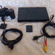Videojuegos y Consolas: PS2 FUNCIONANDO Y ACCESORIOS, PLAYSTATION. Lote 133305530