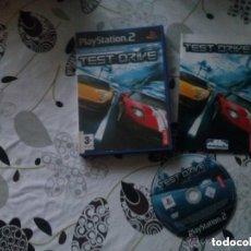 Videojuegos y Consolas: JUEGO PLAY 2 TEST DRIVE. Lote 133597674