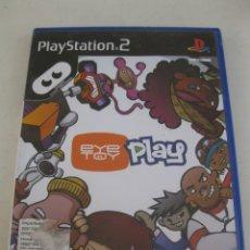 Videojuegos y Consolas: EYE TOY PLAY - JUEGO PARA PLAYSTATION 2.. Lote 133726910