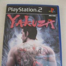 Videojuegos y Consolas: YAKUZA - JUEGO PARA PLAYSTATION 2.. Lote 133727234