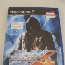 Videojuegos y Consolas: TEKKEN 4 - JUEGO PARA PLAYSTATION 2.. Lote 133727362