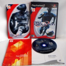 Videojuegos y Consolas: PRO EVOLUTION SOCCER PARA PLAYSTATION 2 PS2 PSX PLAY STATION. Lote 133754790