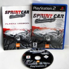 Videojuegos y Consolas: SPRINT CAR CHALLENGE PARA PLAYSTATION 2 PS2 PSX PLAY STATION. Lote 133755146