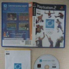 Videojuegos y Consolas: JUEGO PLAY 2 ATHENS 2004. Lote 133805606