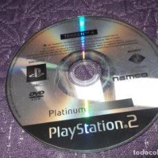 Videojuegos y Consolas: TEKKEN 4 JUEGO PARA SONY PLAYSTATION PS2. Lote 133823954