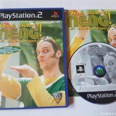 Videojuegos y Consolas: QUE PASA NENG PS2 PLAYSTATION 2. Lote 133846099