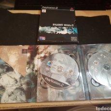 Videojuegos y Consolas: SONY PS2 SILENT HILL EDICION ESPECIAL 2 DISCOS. Lote 133853161